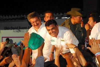 Ordenan la captura de exalcalde de Barranca Elkin Bueno Altahona