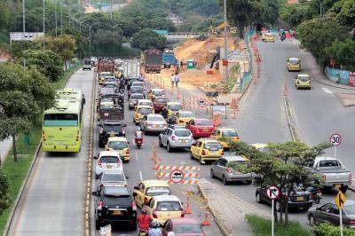 Tres meses sin 'pico y placa' si matricula en Bucaramanga