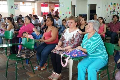 Alcaldía apoyará a  madres de familia