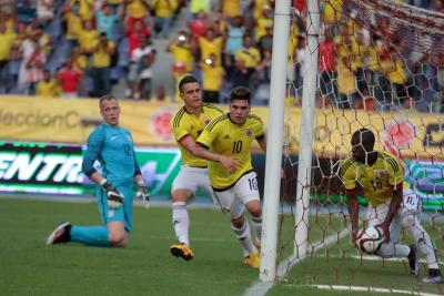 Las selecciones Colombia ya tienen rivales en los Olímpicos