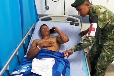 Ejército Nacional denunció que Eln sigue instalando minas antipersonal