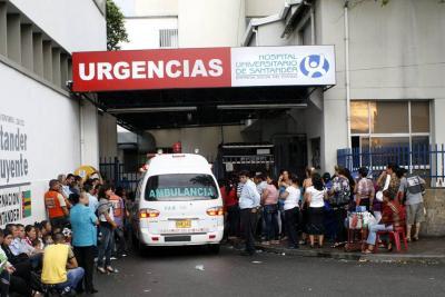 Médicos internos del HUS ratifican cese de actividades