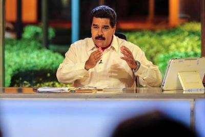 Venezuela: Maduro gobernará por decreto en materia económica durante 2016