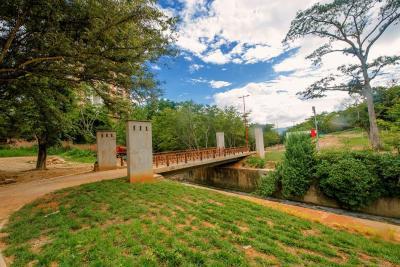 Parques Lineal y Las Mojarras de Bucaramanga están en su fase final: AMB