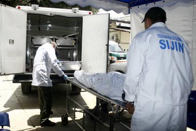 Hombre fue asesinado de una  puñalada en Bucaramanga