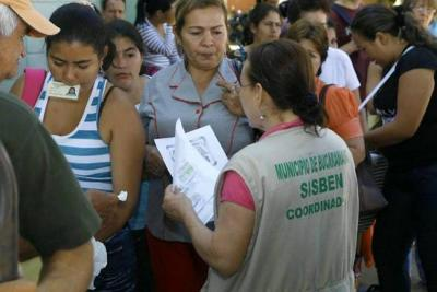 Polémica por cifras de 'colados' en el Sisbén