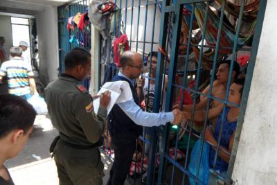 Sigue hacinamiento por 'celdas al límite' en Bucaramanga