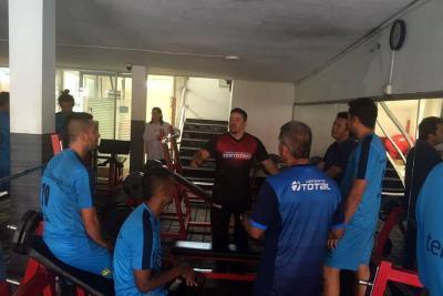 Atlético Bucaramanga regresó a trabajos y no se conocen aún refuerzos