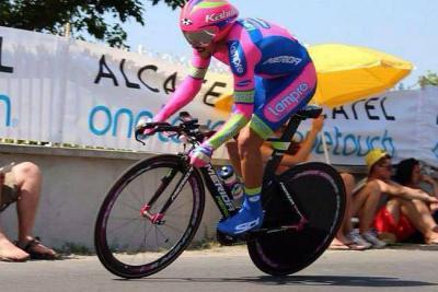 Seis santandereanos competirán en la Vuelta a Colombia