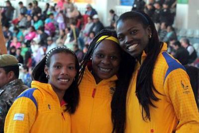 Caterine y las opciones del atletismo en Rio-2016