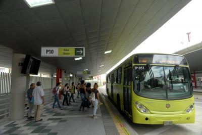 Así operará Metrolínea en el Norte el Día sin Carro
