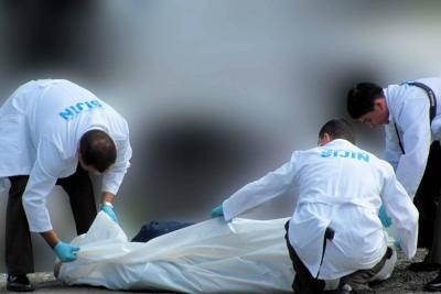 Encontraron los cadáveres de tres niñas arrojadas al mar en Nariño