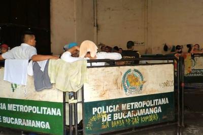 No hay solución para hacinamiento en estaciones de Policía