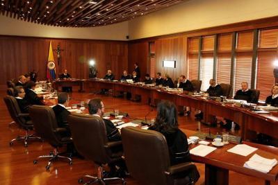 Falleció el exmagistrado de la Corte Suprema Édgar Lombana