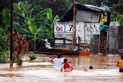 Aguacero afectó a más de 450 familias en el Puerto
