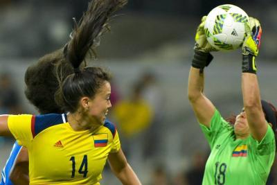 Selección Colombia Femenina perdió 1-0 ante Nueva Zelanda en los Olímpicos