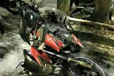 Un muerto dejó grave colisión en Floridablanca