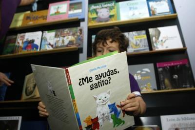 ¡Vamos todos  a leer en paz!