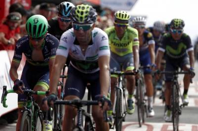 La Vuelta a España llega a su quinta parada con Atapuma como líder