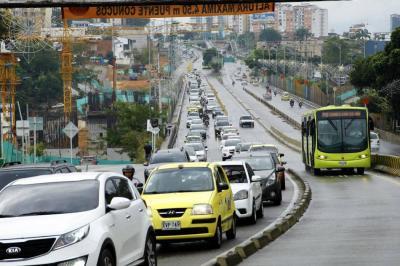 El 12 de septiembre rota el Pico y Placa en Bucaramanga