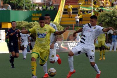Atlético Bucaramanga perdió 1-0 ante Independiente Medellín