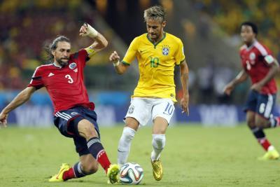 Brasil, la 'bestia negra' que Colombia no ha vencido por Eliminatorias
