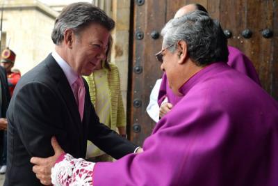 Consejo de Estado suspende provisionalmente el Te Deum del 20 de julio