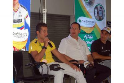 El Puerto dio la bienvenida a Medallista Olímpico de BMX