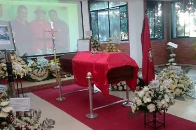 Hoy, las exequias de Jaime Franco Meneses