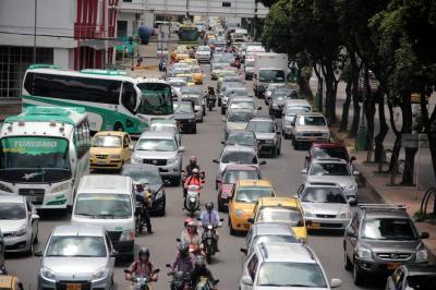 Por ahora no habrá 'Pico y Placa' los sábados en Bucaramanga: Tránsito