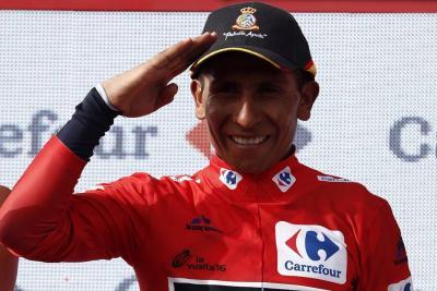 Nairo Quintana renovó su contrato con Movistar hasta el 2019