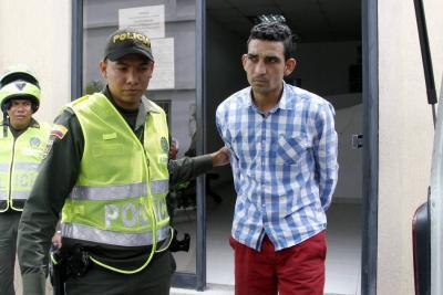 Por doble crimen, 'Petete' fue enviado a la Modelo en Bucaramanga