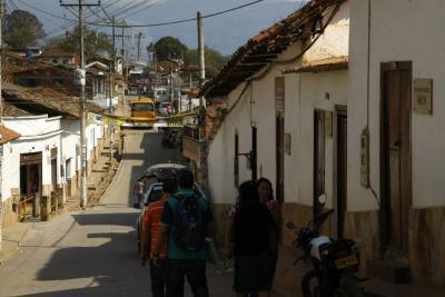 Los Santos pidió un simulacro de sismo