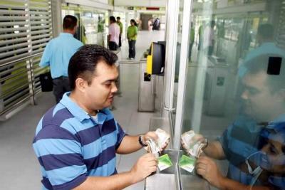 Piden a Mintransporte intervenir al recaudador de pasajes de Metrolínea