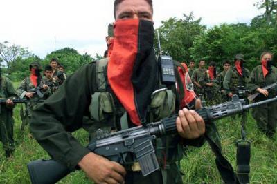 Eln anunció alto al fuego para facilitar votación del Plebiscito
