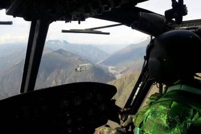 Ejército adelanta dispositivo de seguridad por votación al plebiscito en Santander