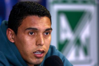 Daniel Bocanegra, convocado de último momento en la Selección Colombia
