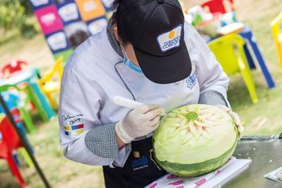 Festival Gastronómico por Feria de Los Santos