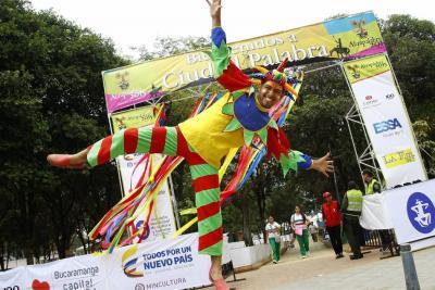 Bucaramanga volverá a vibrar con Abrapalabra