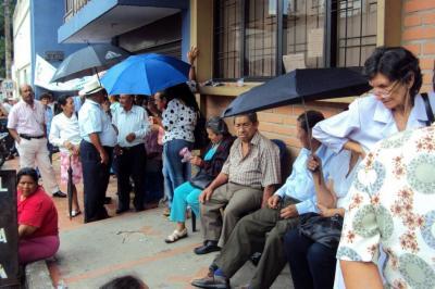 Según un estudio, solo el 10% de los colombianos se podrá pensionar