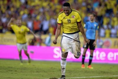 Colombia no pudo con la estrategia de Tabárez