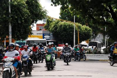Parque automotor del Puerto creció un 4%
