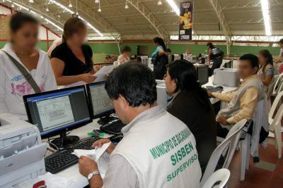 Aumentaron en Bucaramanga 'colados' del Sisbén que ganan más de $3 millones 800 mil