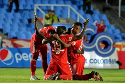 Cúcuta Deportivo estará otro año en la B, tras empatar con América