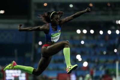 Así puede votar por Caterine a mejor atleta del año