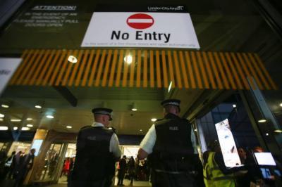 Aeropuerto de Londres fue evacuado por incidente químico