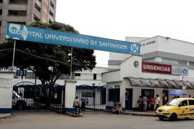 Seis heridos en cuatro accidentes de tránsito en Bucaramanga