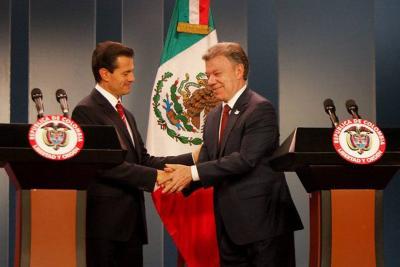 México aportará un millón de dólares para labores de desminado en Colombia
