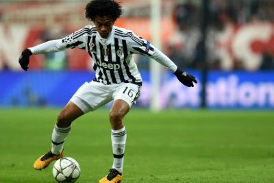 Con Cuadrado, Juventus le ganó al Nápoles