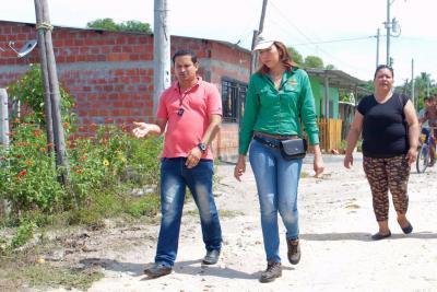 Legalizarían 200 casas en Sabana de Torres